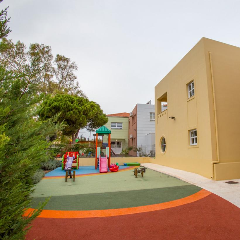 Kindergarten Lavrio