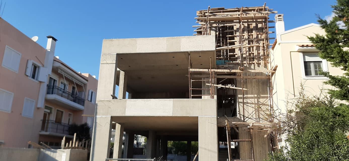 New Residencial Building at Geraka